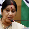 We are monitoring situation in Sri Lanka: Sushma Swaraj
