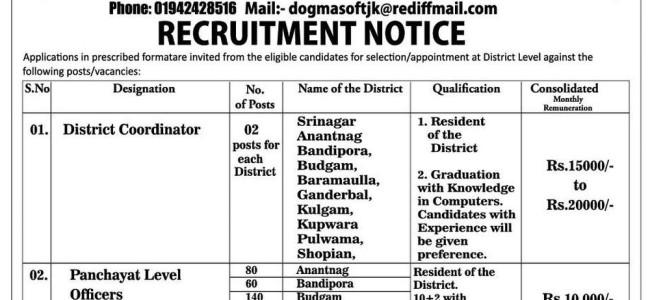 Fake job racket unravels in Kashmir