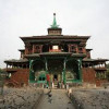 Khankah-e-Maulla shrine gets refurbished crown