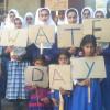 Kulgam school holds 'Save the Water' programme