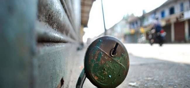 Panchayat polls: Kashmir shuts on JRL call