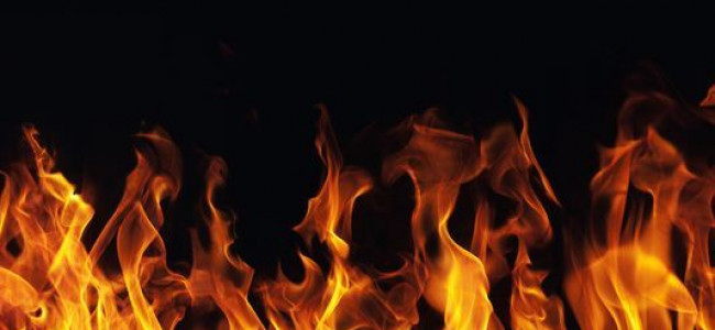 Fire breaks out at LJHP store building Uri; sub-station Reasi