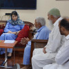 Deputations of industrialists, Patwaries, dental surgeons, civil society meet Mehbooba