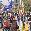 Day after Dalit protests, death toll rises to 11; counter-violence in Rajasthan