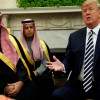 Saudi Crown Prince, Trump Together Staring At Syrian Exit Door