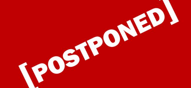 Paramedical exams postponed