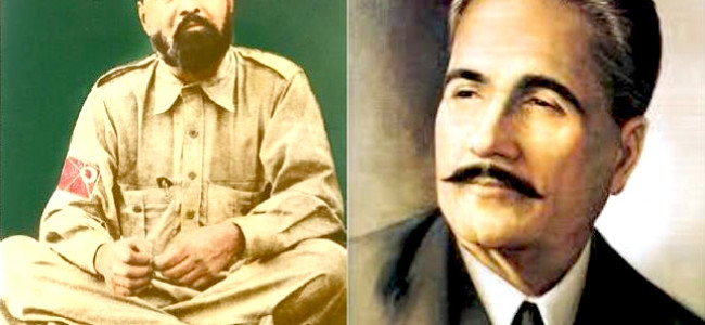 Allama Mashriqi & Allama Iqbal: The Pride of Asia