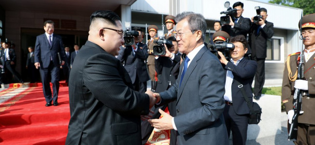 S Korea: Kim commits to summit with Trump, denuclearization