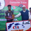 Beating Rising Star Baramulla, Rcc Srinagar chases mammoth target of 214 runs