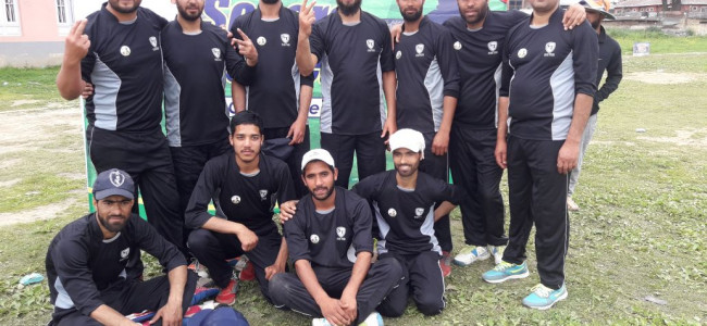 Affarwat-XI Beat City Smashers by 78 Runs