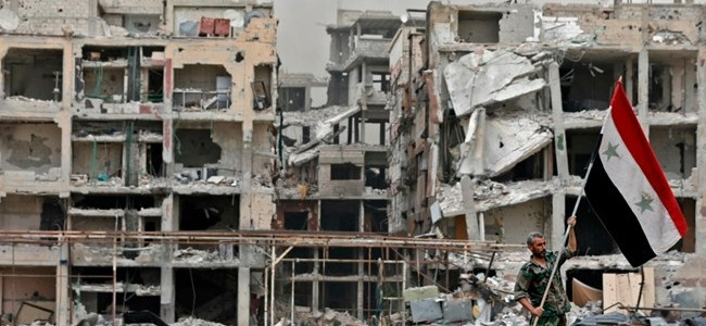 '26 Syria regime, 9 Russia fighters killed in IS attack'
