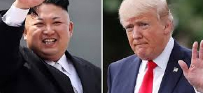 Summit with Kim may still happen: US prez Donald Trump