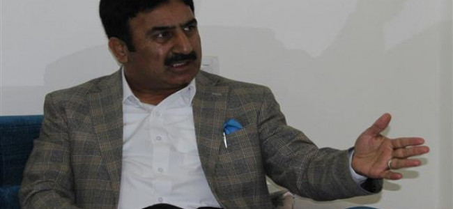 PDP's Peer Mansoor booked under PSA