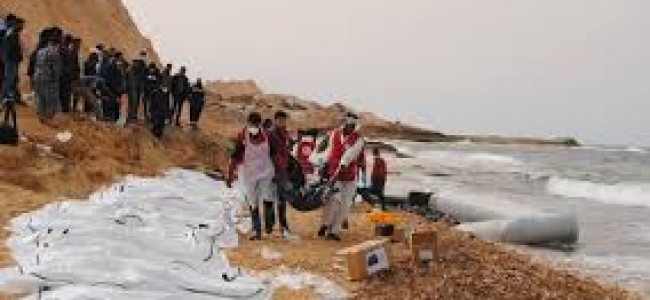 Bodies of 11 migrants recovered off Tunisian coast
