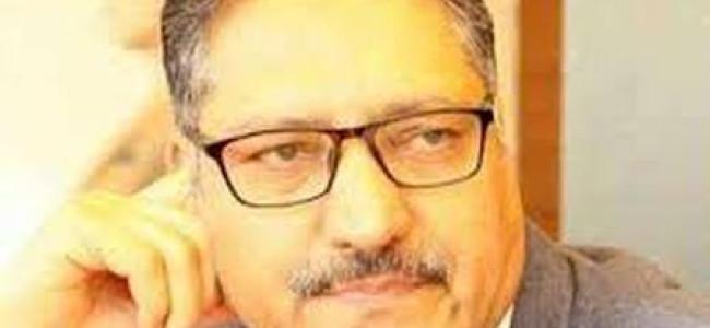 Who killed Shujaat Bukhari?