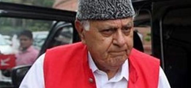 Farooq Abdullah faces political novices in Srinagar LS seat
