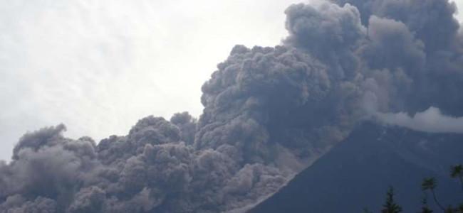 Guatemala volcano eruption kills 25