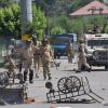 Mass Uprising in Kashmir
