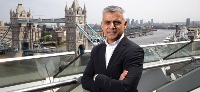 'Two Muslims Near The Very Top In British Politics'