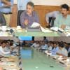 Samoon reviews functioning of Animal, Sheep Husbandry and Fisheries deptts