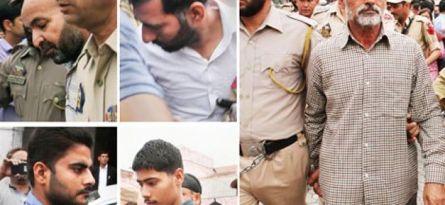 CB submits supplementary charge sheet in Kathua rape-n-murder case