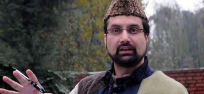 Desecration of Jama Masjid won't be tolerated: Mirwaiz