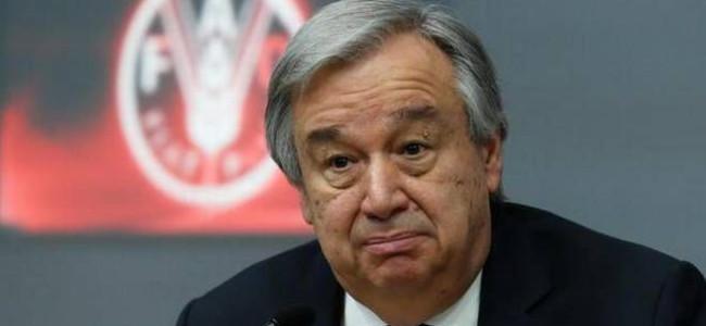 UN chief closely following situation in Delhi: spokesperson