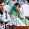 Appealing for harmony; Omar, Mehbooba urge Centre to ensure safety of Kashmiris