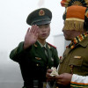 Indian and Chinese armies hold border meet in Ladakh