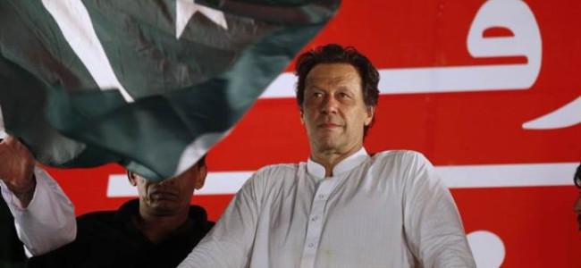 Engaging with Mr Imran Khan