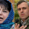 Omar, Mehbooba criticize GoI for boycotting Pak Day event
