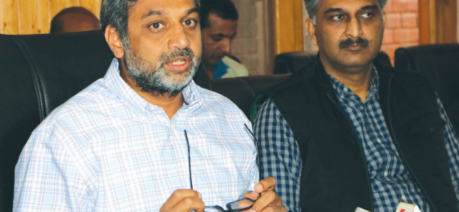 ULB polls: 1283 in fray for 422 wards in 1st phase: CEO
