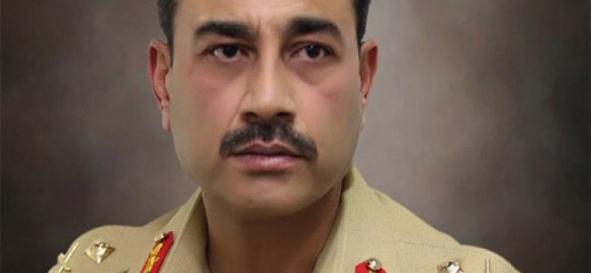 Lt Gen Asim Munir appointed head of Pakistan's ISI