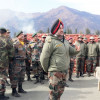 Northern Army Commander reviews security situation on LoC