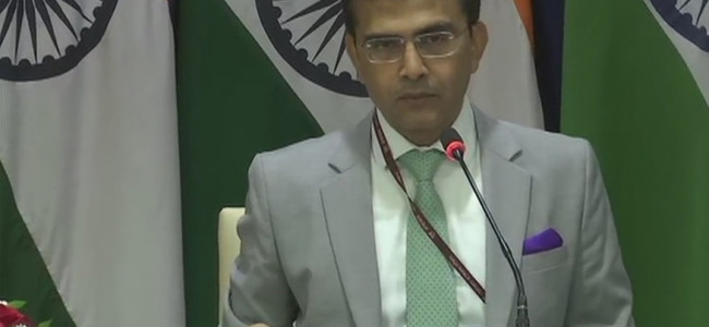 Pak continuing to commit ceasefire violations: MEA