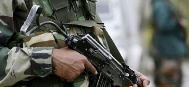 BAT action foiled along LoC in north Kashmir, two attackers killed: Army