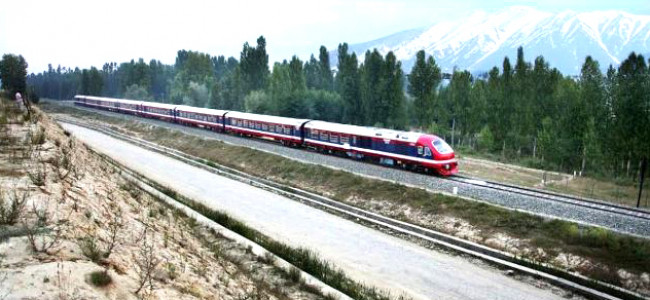 PDP People's Conference spar on social media over Centre's decision to extend rail link
