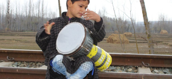 Meet Shahid Zahoor, the little Big Star of Kashmir
