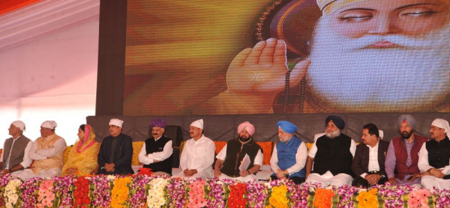 Amid tensions, Indo-Pak love, flourishes in Punjab