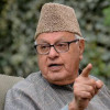 Farooq Abdullah takes up Kashmiri students' safety with CMs of Punjab, Rajasthan, Uttrakhand