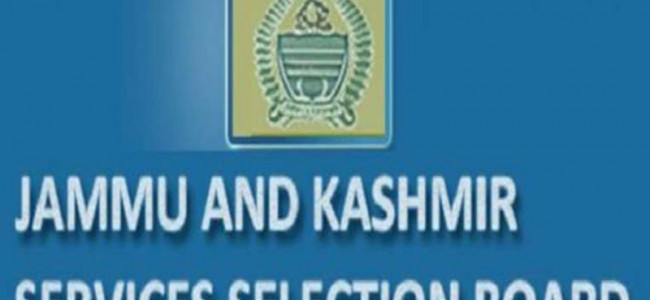 JKSSB approves selection list of 550 junior staff nurses to augment anti-pandemic efforts