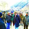Pak team inspects PakalDulHeP project in Kishtwar