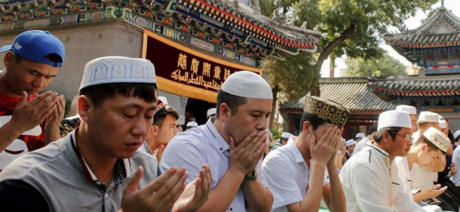 China passes law to make Islam 'compatible with socialism'