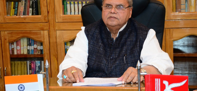 An Open Letter to Hon'ble Governor of J&K