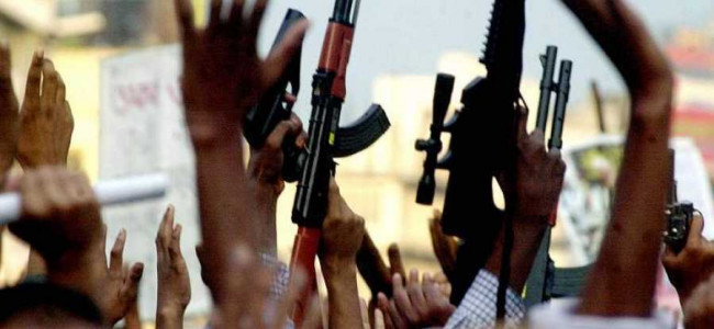 'Terror Monitoring Group' constituted to check militant activities in J&K