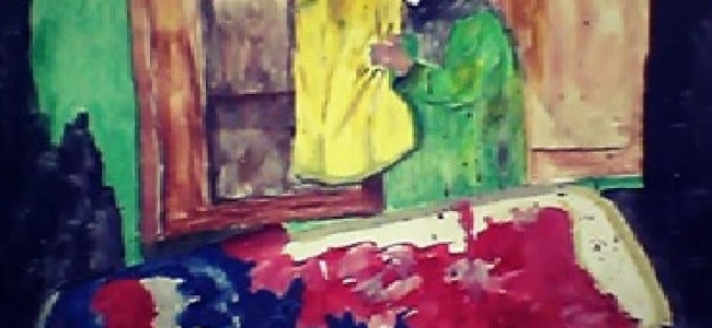 Budding Artist : MudasirRehman