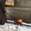 Shopian faces water scarcity in wake of freezing temperatures