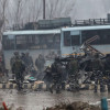 Officials put death toll in Pulwama attack at 40; CoI ordered