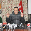 Div Com Kashmir discusses Solid Waste Management issues