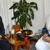 Dr Jitendra meets Governor